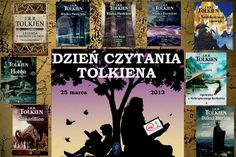 25th of March is Tolkien Reading Day! Mediateka encourages readers to read... Do you read? ^^