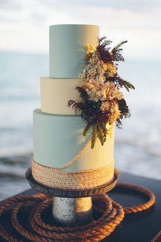 Photography: Daniel Lateulade Photography - daniellateulade.com  Read More: http://www.stylemepretty.com/2014/07/08/romantic-seaside-wedding-inspiration/