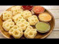 Today we will make Open Momos recipe.How to Make Open Momos step by step recipe. Watch my Open Momos recipe video. My Recipes, Snack Recipes, Snacks, Momo Restaurant, Momos Recipe, Chutney Recipes, Street Food, Food Videos, Vegetarian Recipes