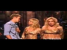 Britney Spears - SNL (Saturday Night Live 2002) Monologue with Justin Timberlake