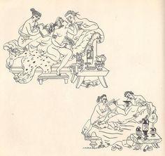 Berezowska Maja, ilustracja