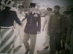 Soekarno, 1st president of Indonesia and my grandfather