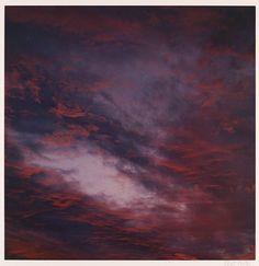 Sunset Clouds, Tesuque, New Mexico / Eliot Porter / 1960 / Dye transfer print Fairfield Porter, Artistic Photography, Color Photography, Nature Photography, Santa Fe, New Mexico, Illinois, Maker Culture, Famous Photographers