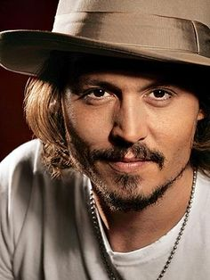 Johnney Depp- gotta love him!