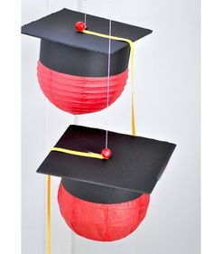 6 DIY Graduation Party Decorations | Personalize your celebration with these easy-to-make ideas.