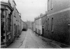 Azes Lane, Barnstaple