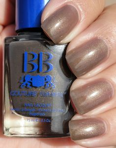 BB Couture - Antique Grey Finish