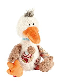 Plush Duck by sigikid at Gilt