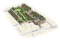 Grays Inn Map