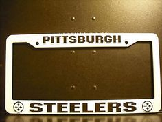 1000+ ideas about Steelers License Plate on Pinterest | Pittsburgh ...