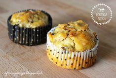 Formiga Amiga: Muffins de fiambre, cogumelos e alho francês