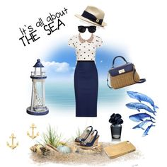 """It's all about the SEA and all about ME! :)"" by sawilson98 on Polyvore"
