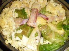 Töltött káposzta édes káposztából...Transylvanian Stuffed Cabbage