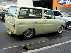 1976 MAZDA PORTER VAN - HOT ROD | Lowered, Slammed, JDM