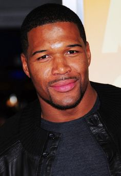 Image Search Results for michael strahan Michael Strahan, Black Is Beautiful, Gorgeous Men, Nicole Murphy, Michael Kelly, Handsome Black Men, Steve Harvey, White Man, Black Man