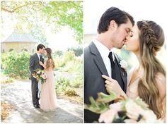 Botanicl Garden Wedding | Jennifer Munoz | Joy Wed blog http://www.joy-wed.com