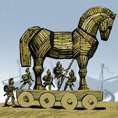 32 Best Trojan Horse Images In 2017 Trojan Horse Horses Stick Horses