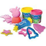 Amazon.com: Peppa Pig Cupcake Dough Play Set: Toys & Games