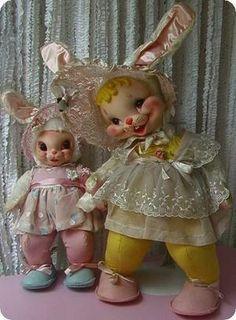 Stevie Ray Vaughan Gold Lp Ltd Edition Reproduction Signature Record Display – Monkey Stuffed Animal Creepy Toys, Creepy Cute, Costume Lapin, Arte Horror, Doja Cat, Vintage Easter, Old Toys, Doll Face, Vintage Dolls