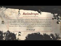 "JT Woodruff releases new song ""Raindrops"" http://boystereo.com/1nowCBQ"