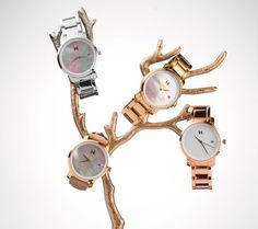 A hint of our beautiful new women's watch collection. Available now at www.mvmtwatches.com - shipping for free worldwide.
