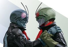 kamen rider the first helmet - Google Search