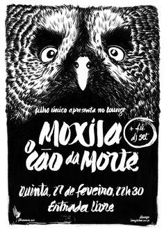 Poster by Pedro Lourenço   Illustration  
