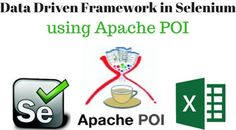 In this tutorial, you will learn What is a data-driven framework in Selenium WebDriver using excel example. How to read and write data from excel sheet in Selenium WebDriver using Apache POI.