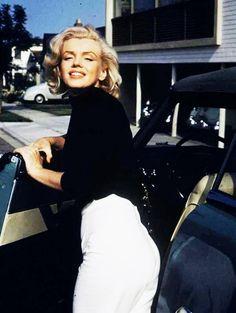 Marilyn Monroe, photographed by Alfred Eisenstaedt 1953.