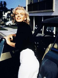 Marilyn Monroe, photographed by Alfred Eisenstaedt 1953.