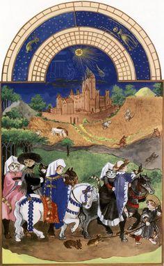 """The Rich Hours of Jean of France, Duke de Berry (Cats Medieval)"" par Susan Herbert"