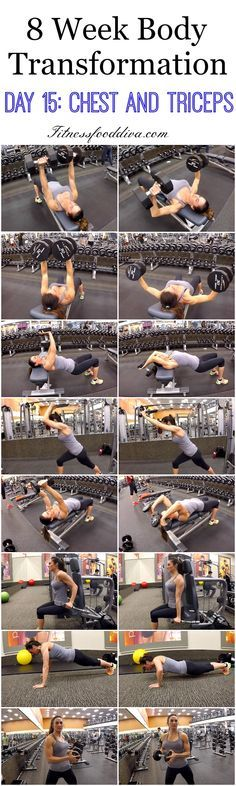 """Plan Skinny Workout - 8 Week Body Transformation: Day 15 chest and triceps Watch this Unusual Presentation for the Amazing to Skinny"""" Secret of a California Working Mom Fitness Motivation, Fit Girl Motivation, Fitness Tips, Cycling Motivation, Workout Fitness, Pilates, Mental Training, Weight Training, Gym Training"""