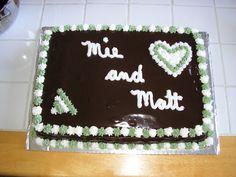Mie & Matt Cake I