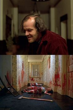 Stanley Kubrick's The Shining (1980)