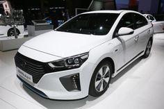 Hyundai IONIQ : l'hybride rechargeable disponible cet été