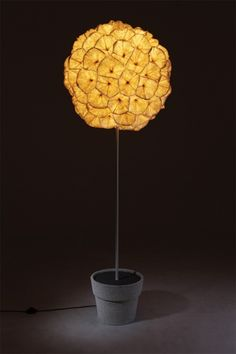 Напольный светильник Poppy купить в интернет-магазине дизайнерской мебели Cosmorelax.Ru