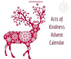 Acts of kindness advent calendar Christmas Projects, Christmas Themes, Christmas Holidays, Christmas Decorations, Xmas, Holiday Ideas, Gift Guide, Fathers Day, Advent Calendar
