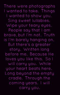 Beautiful poem for miscarriage/baby loss Pregnancy And Infant Loss, Child Loss, First Love, My Love, Teary Eyes, Angels In Heaven, My Baby Girl, Lil Boy, Love You Forever