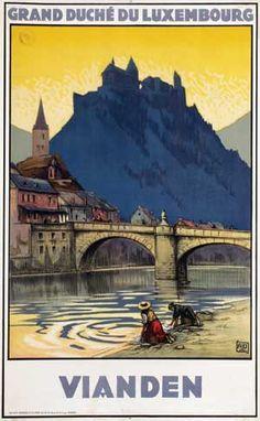 ALO (ps. Charles Halo 1884-1969) - Vianden - Google zoeken