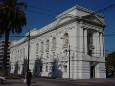 Biblioteca Severín Valparaiso