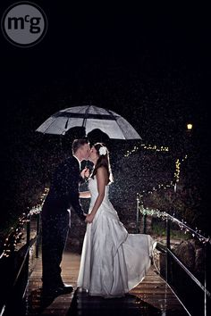 Absolutely stunning. If it rains. This is so much fun to find on here since I was at this wedding :) Love your picture Courtney!!!