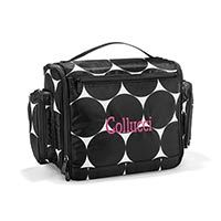 Deluxe Beauty Bag in Big Dot | Thirty-One Gifts Another Hostess Exclusive!!!!  Only $25 when you host a party!  Mine is on it's way to my house....SO EXCITED!!!!