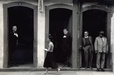 Tailor Shop. Ouro Preto, Brazil. 1956. Photo by Esther Bubley.