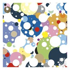 Abstract Giclee Print by Tristan Eaton at Art.co.uk