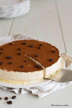 Impossibile resistere alla #Torta fredda al caffè