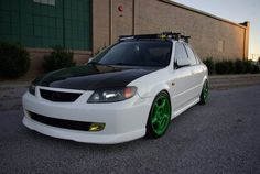 My 2002 Mazda Protege - TennSpeed Mazda Cars, Jdm Cars, Mazda Protege 5, Mazda 3 Speed, Rx7, Cool Pictures, Automobile, Slammed, Cool Stuff