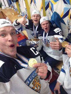 Nuoret Leijonat, IIHF World Junior Champs 2016