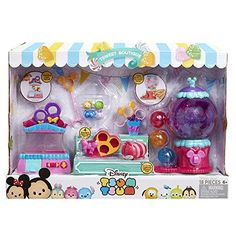 Disney Tsum Tsum Tsweet Boutique Color Pop Collection play set