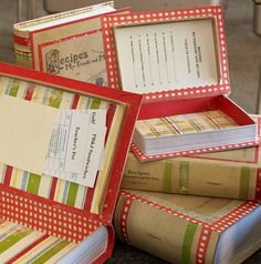 book boxes, bake sale, cookie swap, party favor
