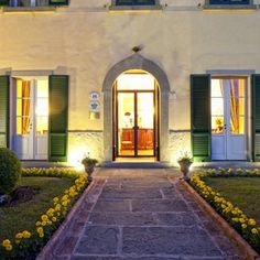 Romantisches Hotel in der Toskana: Hotel Villa Marsili - Cortona, Italien